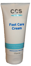 CCS Foot Care Cream for hard and rough skin