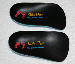Kidsflex Orthotics for Young Children