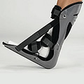 Night splint for plantar fasciitis, heel pain and policeman's heel