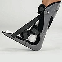ProCare Night Splint for plantar fasciitis, heel pain and policemans foot