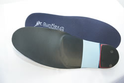 Runflex Orthotics for Running Shoes
