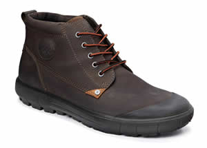 Ecco ankle boots for men