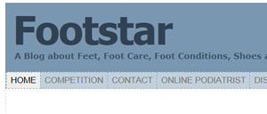 Footstar Blog about feet and shoes