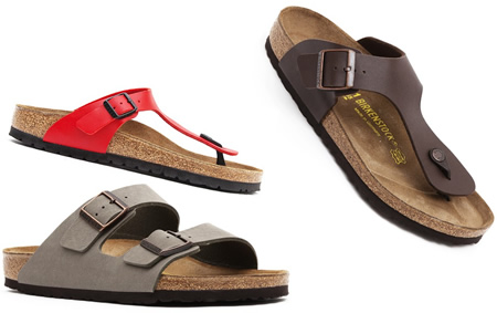 e244a177ecb Birkenstock Sandals Recommended by Chiropodists and Podiatrists