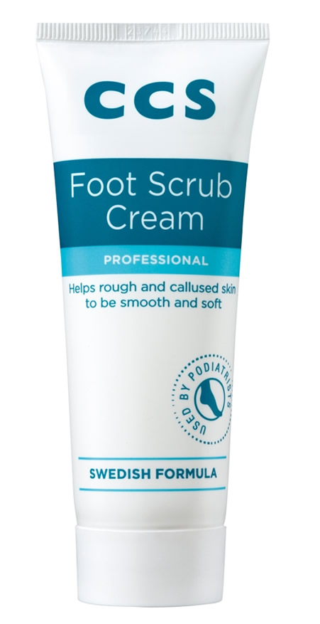 CCS Foot Scrub
