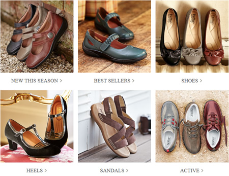 Hotter shoes for women