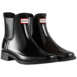 Hunter ankle wellies