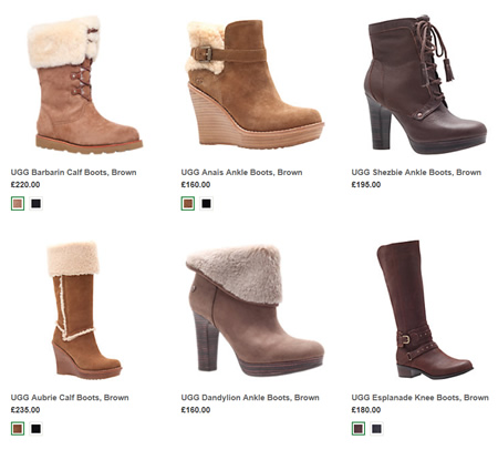 1c0da51005f Ugg Sheepskin Boots and Shoes for Women and Men